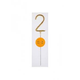 Σπινθηροβόλο Κερί 2 - ΚΩΔ:156088-JP
