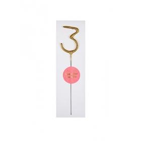 Σπινθηροβόλο Κερί 3 - ΚΩΔ:156097-JP