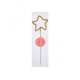 Σπινθηροβόλο Κερί Αστέρι - ΚΩΔ:156169-JP