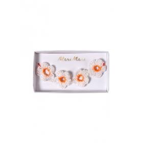 Βραχιόλι Crochet Flower - ΚΩΔ:160093-JP