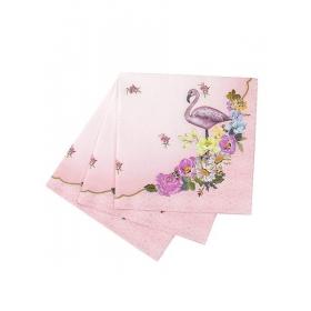 Χαρτοπετσέτες Flamingo - ΚΩΔ:TSFLAMINGO-CNAP-JP