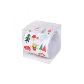 Αυτοκόλλητα Ρολό Christmas Icons - ΚΩΔ:162730-JP