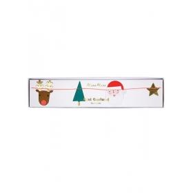 Χριστουγεννιάτικη Γιρλάντα - ΚΩΔ:164233-JP