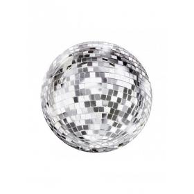 Tables Πιάτα Μικρά Disco Ball - ΚΩΔ:GLIT-PLATE-DISCO-JP