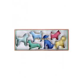 Σκυλάκια Cookie Cutters 6τμχ - ΚΩΔ:146998-JP