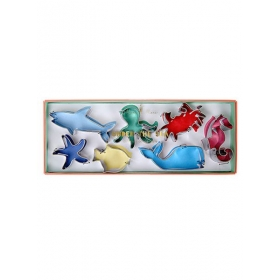 Ζώα της Θάλασσας Cookie Cutters 7τμχ - ΚΩΔ:147043-JP