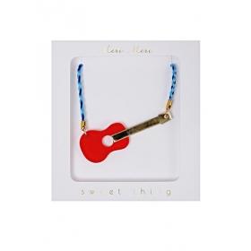 Guitar Κολιέ - ΚΩΔ:50-0073-JP