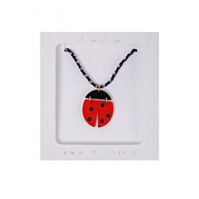 Ladybug Κολιέ - ΚΩΔ:145603-JP