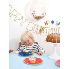 Happy Birthday Γιρλάντα - ΚΩΔ:133237-JP