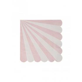 Dusty Pink Χαρτοπετσέτα 20τμχ - ΚΩΔ:143209-JP