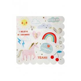 Rainbow Χαρτοπετσέτα 16τμχ - ΚΩΔ:143731-JP