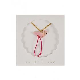 Flamingo Κολιέ - ΚΩΔ:134560-JP