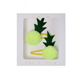 Pineapple Κλιπ Μαλλιών - ΚΩΔ:144532-JP