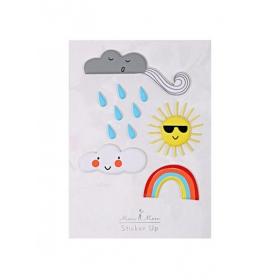 Weather Αυτοκόλλητα - ΚΩΔ:146566-JP