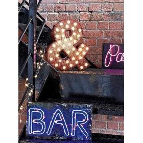Φωτιζόμενη Πινακίδα Bar - ΚΩΔ:ILLUM-BAR-JP
