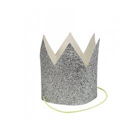 Καπελάκι Κορώνα Ασημί - ΚΩΔ:151138-JP