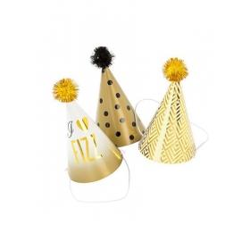 Glitterati Καπέλα Πάρτι - ΚΩΔ:GLIT-HAT-JP