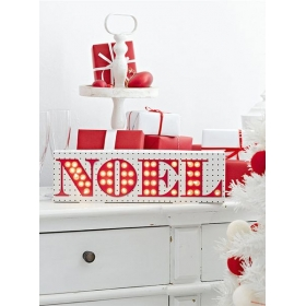 Noel Φωτιζόμενη Πινακίδα - ΚΩΔ:ILLUM-NOEL-JP