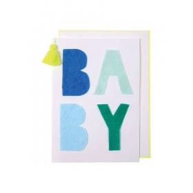 Baby Σιέλ Ευχετήρια Κάρτα - ΚΩΔ:159481-JP
