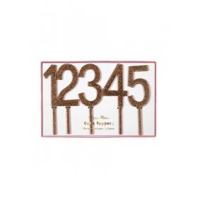 Διακοσμητικά Τούρτας Αριθμοί - ΚΩΔ:156448-JP