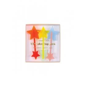 Διακοσμητικά Νέον Αστέρια Sticks - ΚΩΔ:157942-JP