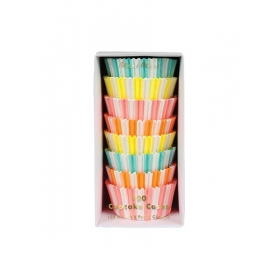 Cupcake Cases Νέον Χρώματα - ΚΩΔ:158482-JP