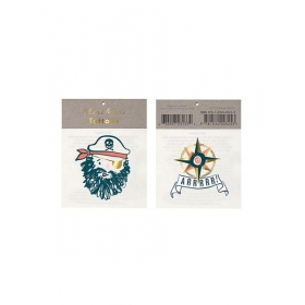 Pirate Tattoos - ΚΩΔ:159796-JP