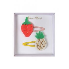 Κλιπ Μαλλιών Φράουλα & Ανανάς - ΚΩΔ:160777-JP