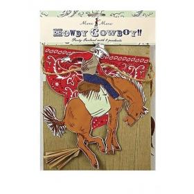 Κρεμαστές γιρλάντες Cowboy - ΚΩΔ:104842-JP