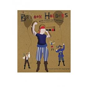 Balloon Holder Πειρατής Ahoy - ΚΩΔ:45-0791-JP