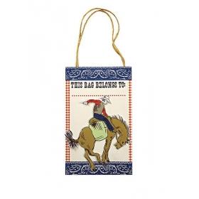 Τσάντα δώρου Cowboy - ΚΩΔ:45-0276-JP