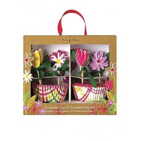 Cupcake kit Garden - ΚΩΔ:45-0957-JP