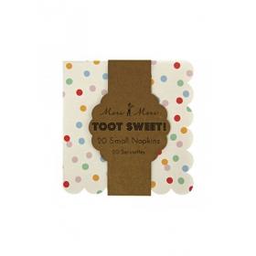 Χαρτοπετσέτα μικρή Toot Sweet - ΚΩΔ:113833-JP