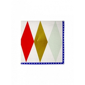 Χαρτοπετσέτα μικρή TS Harlequin - ΚΩΔ:124480-JP