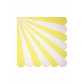 Χαρτοπετσέτα μεγάλη TS Yellow - ΚΩΔ:125209-JP
