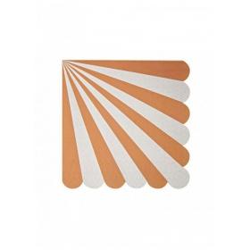 Χαρτοπετσέτα μικρή TS Orange - ΚΩΔ:125227-JP