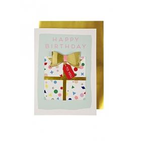 Confetti Present Card - ΚΩΔ:15-3363H-JP