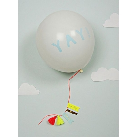 Yay Balloon Card - ΚΩΔ:133723-JP