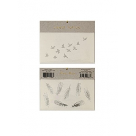 Tattoos feather - ΚΩΔ:134857-JP