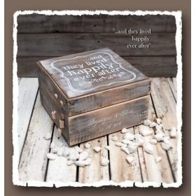 ΚΟΥΤΙ ΕΥΧΩΝ HAPPILY EVER AFTER - ΚΩΔ:EVERAFTER-BOX-BM
