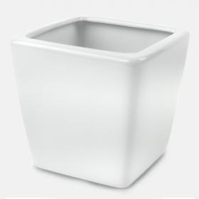Κασπώ Κωνικό Λευκό 18x18x18Υ - ΚΩΔ: 3106218-DS