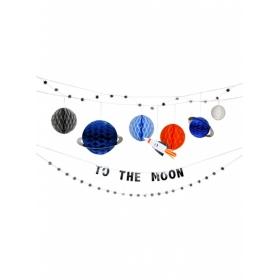 """ΓΙΡΛΑΝΤΑ ΔΙΑΣΤΗΜΑ """"TO THE MOON"""" - ΚΩΔ:107164-JP"""