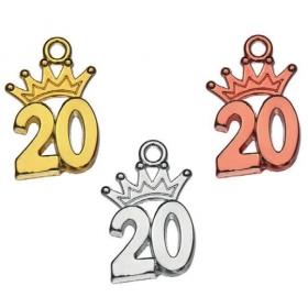 ΓΟΥΡΙΑ 2020 ΧΡΟΝΟΛΟΓΙΑ ΜΕ ΚΟΡΩΝΑ ΚΡΕΜΑΣΤΗ 2Χ3.5 ΕΚΑΤ. - ΚΩΔ:M7510-AD