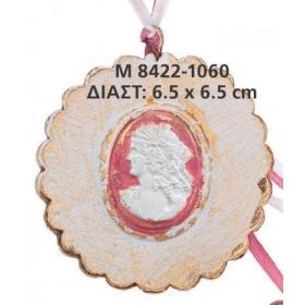 ΚΕΡΑΜΙΚΟ ΜΠΙΣΚΟΤΟ CAMEO 6.5Χ6.5 ΕΚΑΤ. - ΚΩΔ:M8422-AD