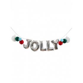 Μπαλόνι Γιρλάντα Jolly - ΚΩΔ:150589-JP