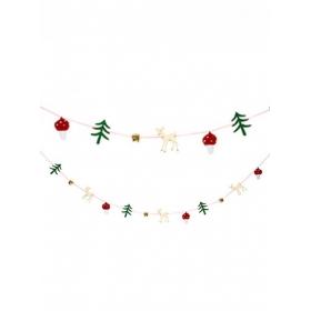 Χριστουγεννιάτικη γιρλάντα Woodland - ΚΩΔ:165061-JP