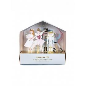 Cupcake Kit Καρυοθραύστης - ΚΩΔ:179470-JP