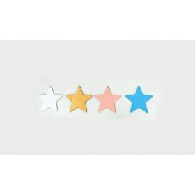 ΞΥΛΙΝΟ ΑΣΤΕΡΙ 2.5CM - ΚΩΔ:519612