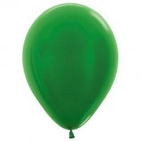 ΜΕΤΑΛΛΙΚΑ FOREST GREEN ΜΠΑΛΟΝΙΑ 5΄΄ (12,7cm) LATEX – ΚΩΔ.:13506532-BB