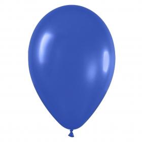 ROYAL ΜΠΛΕ ΜΠΑΛΟΝΙΑ 9΄΄ (25cm)  LATEX – ΚΩΔ.:13509041-BB